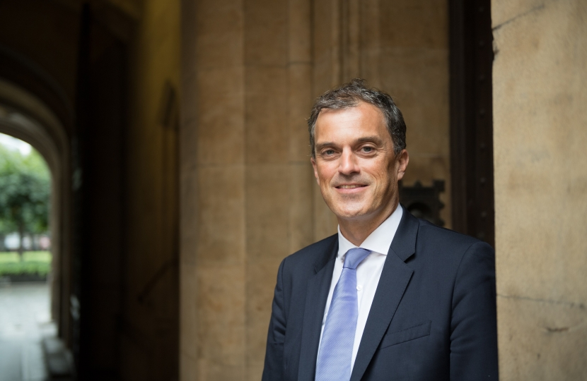 The Rt Hon Julian Smith MP